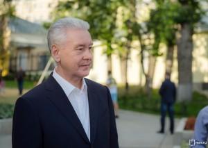С. Собянин рассказал о благоустройстве парка 850-летия Москвы