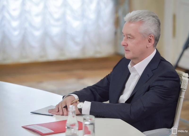 Мэр Москвы С. Собянин поддержал идею создания стратегии развития столичной медицины