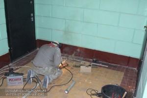 Капитальный ремонт в одном из домов района