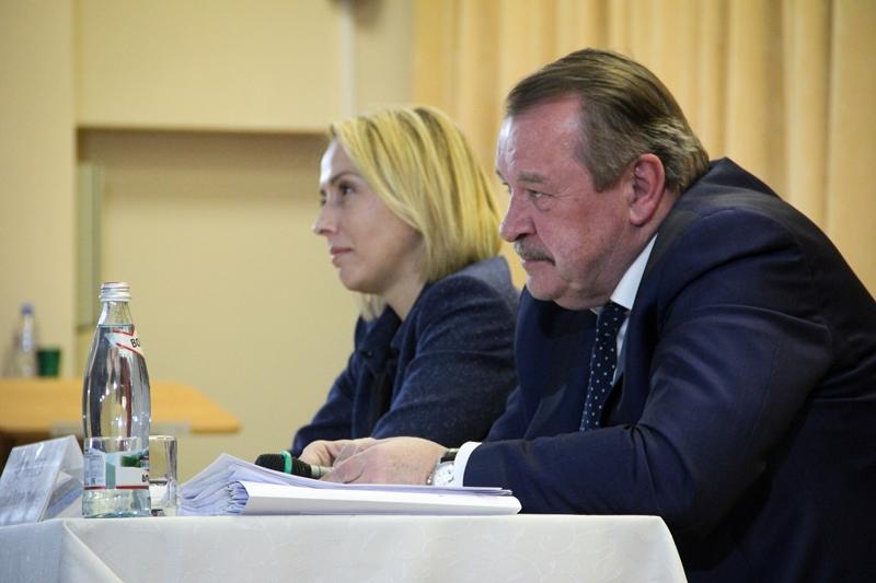Встреча префекта ЮАО Алексея Челышева с жителями прошла в Донском районе