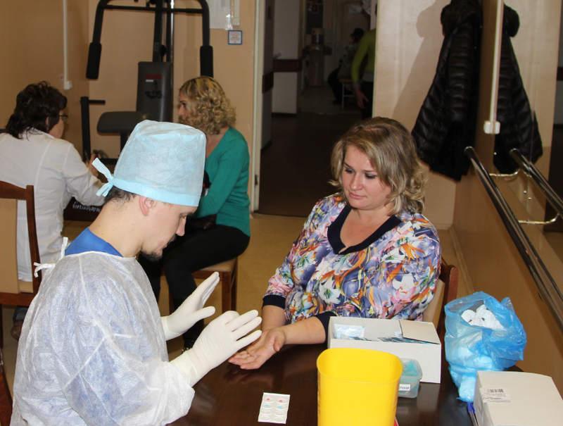 В поликлинике №2 рассказали, как стать донором