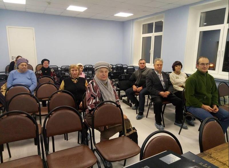 Лекции о здоровье пройдут в Нагорном районе