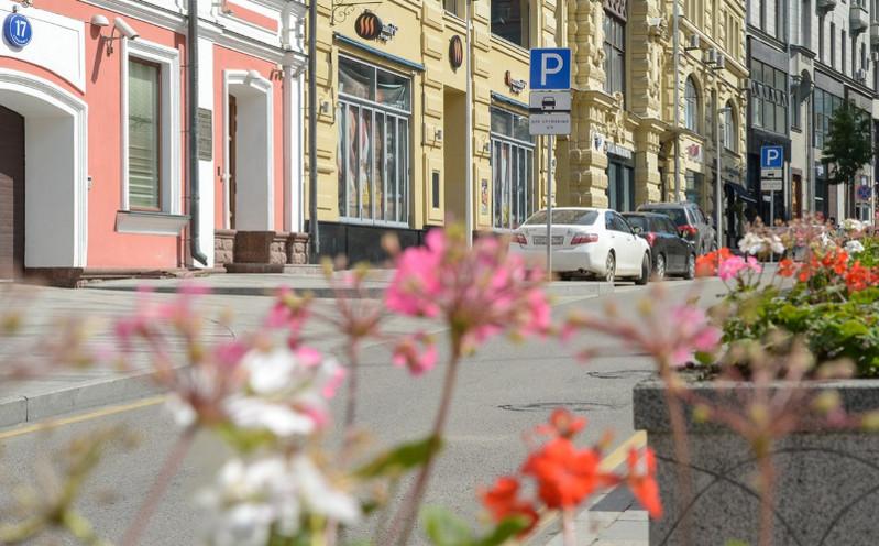 Парковка в Нагорном районе станет бесплатной на время майских праздников