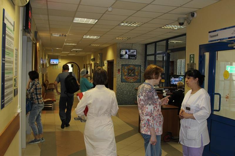 Поликлиника №2 приглашает на лекции о здоровье