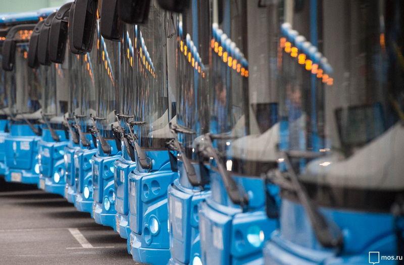 Автобусный парк к сентябрю полностью перейдет на бестурникетную систему
