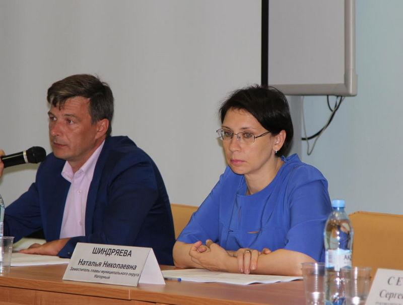 Депутат Наталья Шиндряева приняла участие во встрече с жителями