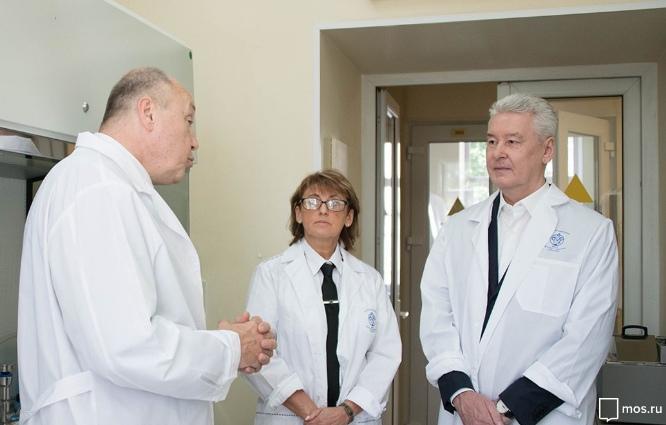 Собянин рассказал о развитии бесплатной вакцинации населения